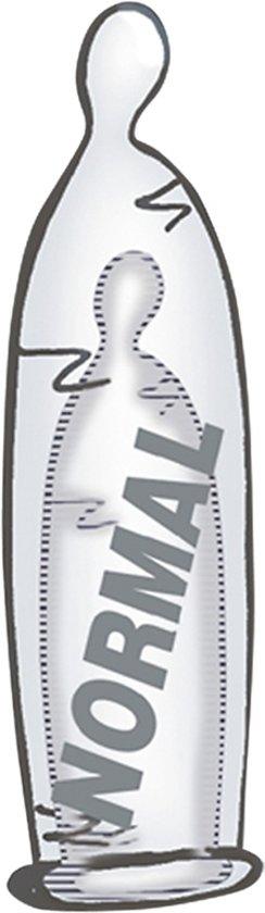 TCMC XL Condooms Met Smaakjes - 12 stuks