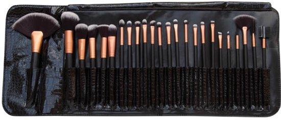make up borstel set