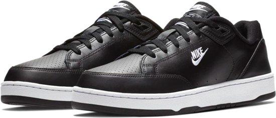 Nike Grandstand II  Sneakers - Maat 41 - Mannen - zwart/wit