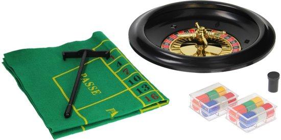Afbeelding van het spel Longfield Games Roulette Set Compleet - 12 Inch