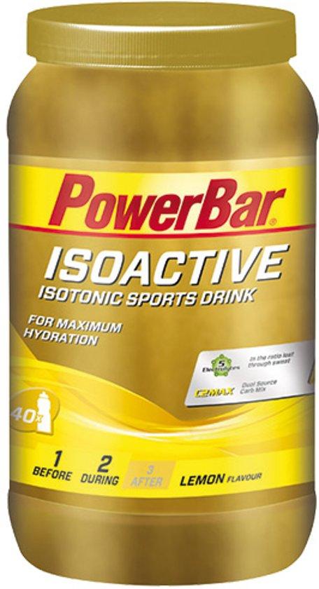 PowerBar Isoactive Lemon 1320g