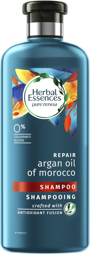 Herbal Essences Moroccan Argan Oil - Voordeelverpakking 6x400ml - Shampoo