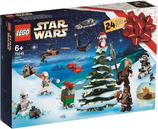 Afbeelding van LEGO Star Wars Adventskalender 2019 - 75245 speelgoed