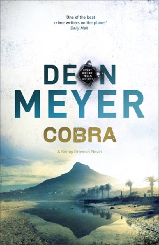 Afbeeldingsresultaat voor deon meyer cobra