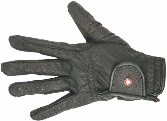 Rijhandschoenen -Professional soft- zwart XS