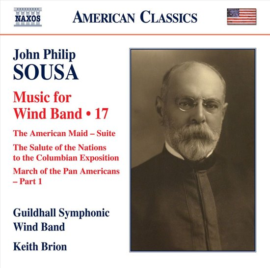 Music For Wind Band, Vol. 17