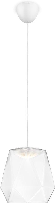 Philips myLiving Italo - Hanglamp - LED - Doorzichtig