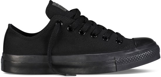 Converse Chuck Taylor All Star Ox - Sneakers - Unisex - M5039C - Black  Monochrome