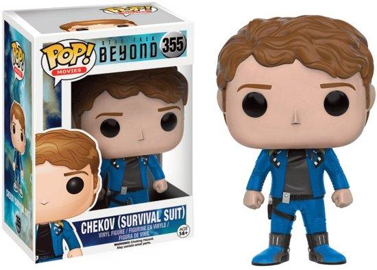 Pop! Movies: Star Trek Beyond - Chekov in Survival Suit
