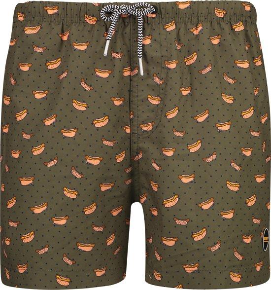 c6a037186a Shiwi Men Swim Short Hotdog Seaturtle Green S