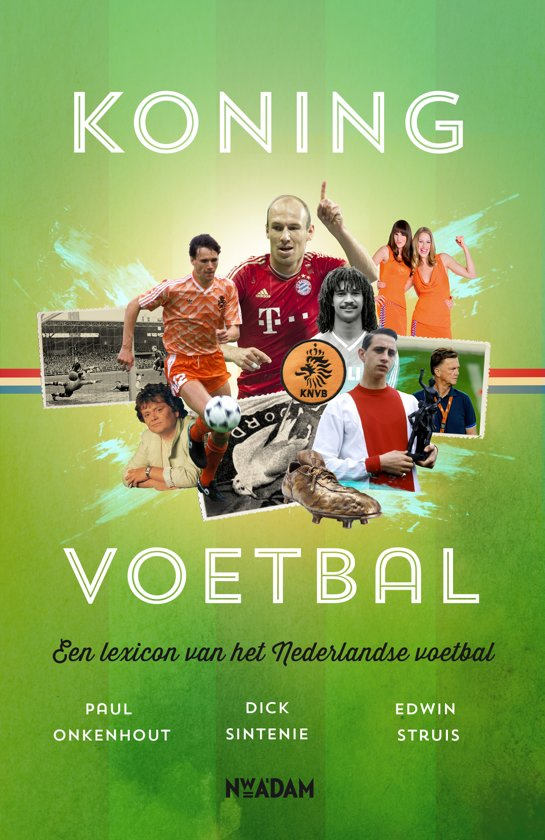 Boek cover Koning voetbal van Paul Onkenhout (Paperback)