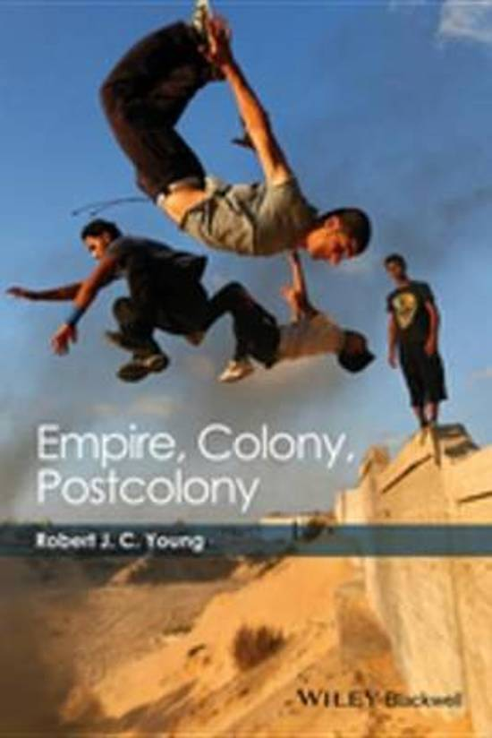Boek cover Empire, Colony, Postcolony van Robert J. C. Young (Onbekend)