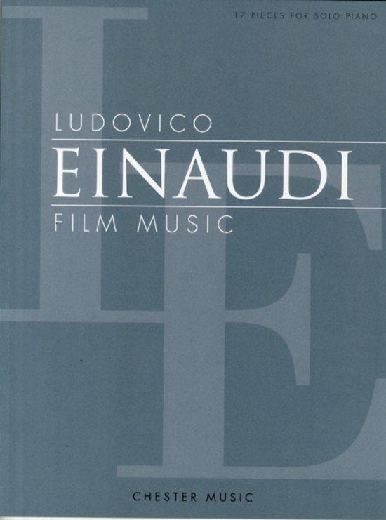 Boek cover Ludovico Einaudi van Ludovico Einaudi (Paperback)