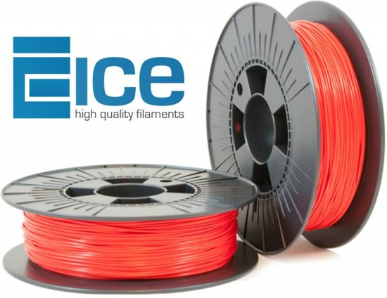 ICE Filaments ICE-flex 'Romantic Red'