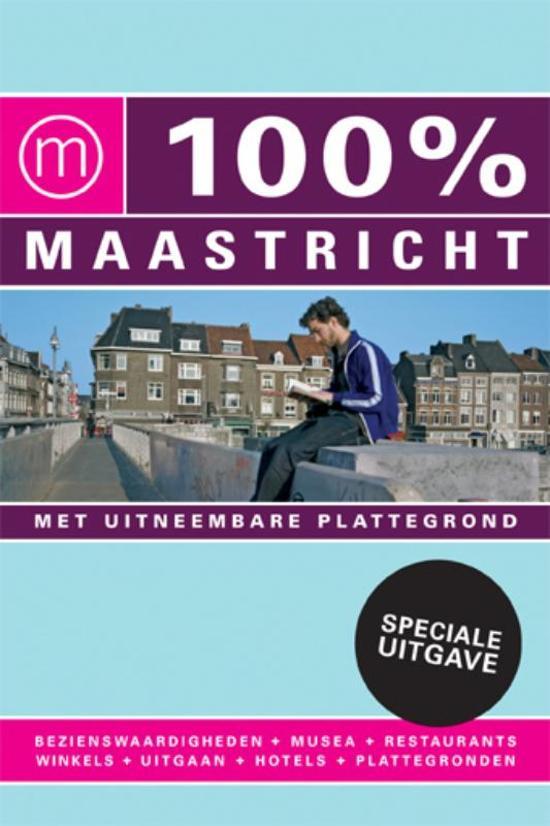 100% Maastricht  - Voorkant