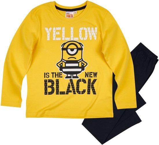 Minions-Pyjama-geel-maat-104