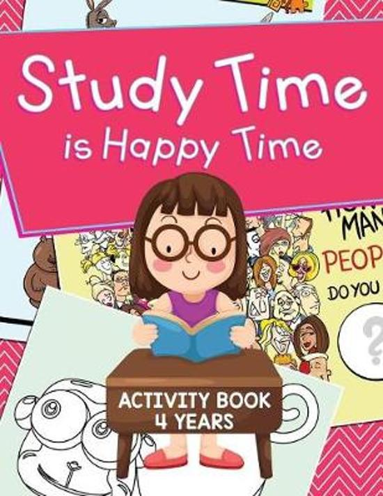 Study Time Is Happy Time
