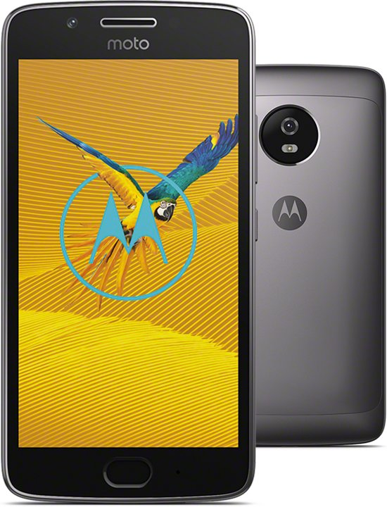 Motorola Moto G5 - 16 GB / Grijs