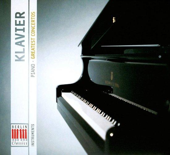Klavier (Piano)-Greatest Concertos