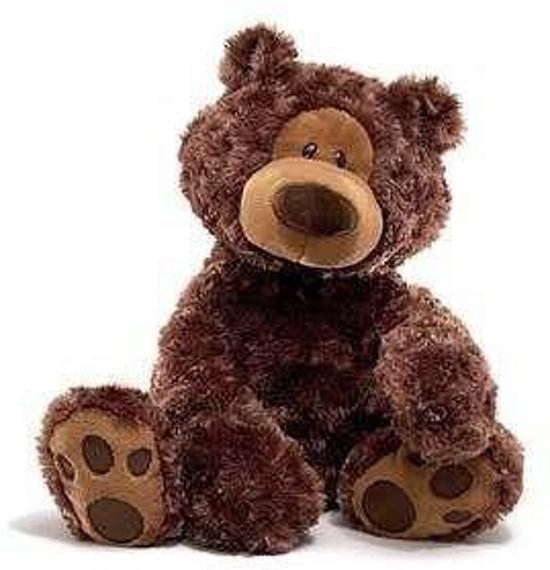 Knuffelbeer - Philbin bruin M