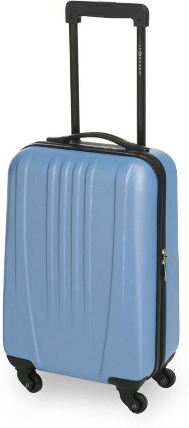 acb78329696 bol.com | Castillo handbagage koffer Sydney blauw