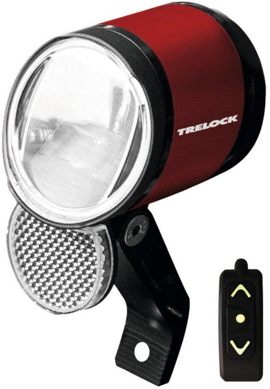 bol.com | Trelock LS 906 BIKE-i prio+HBC dynamo verlichting rood/zwart