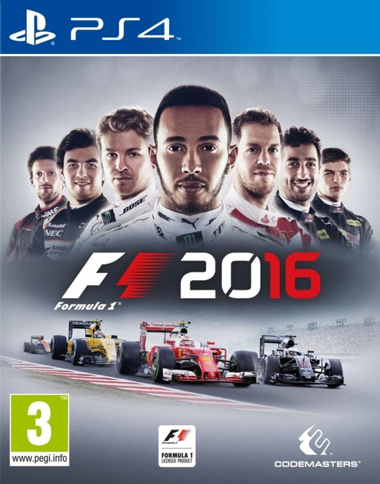 F1 2016 - PS4 (Import) kopen