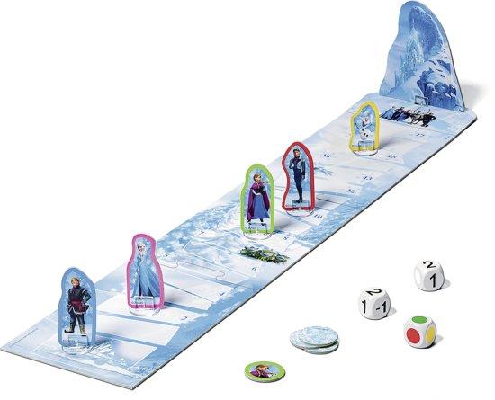 Ravensburger Disney Frozen Race to the palace Race naar het Paleis