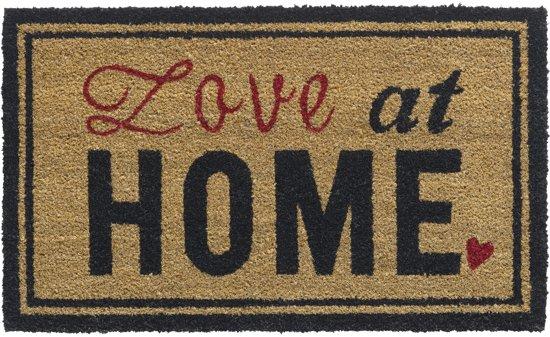 Hamat Deurmat Love at home 45x75cm