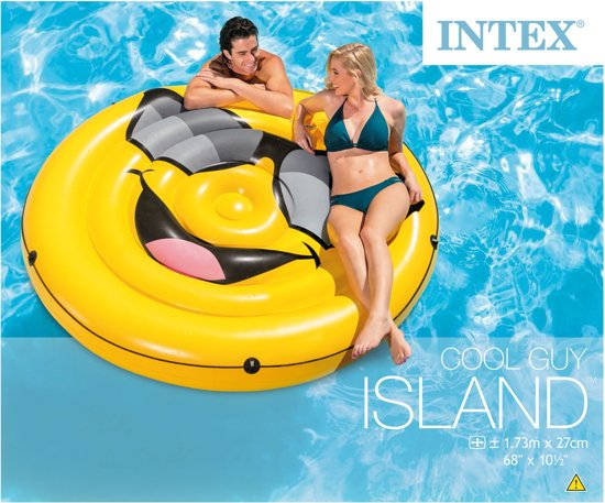 Intex Cool Guy Island 173x27cm