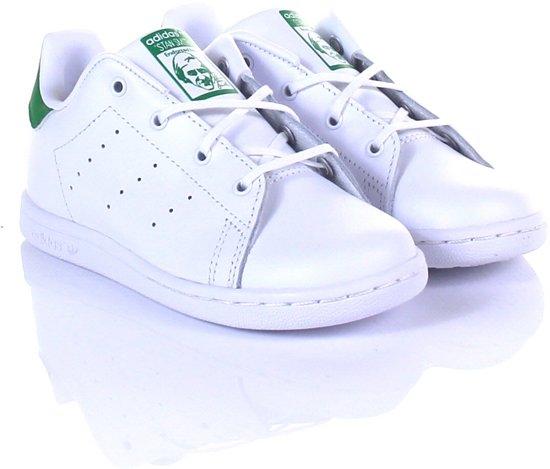 83f8e994961 bol.com | Adidas Meisjes Sneakers Stan Smith I - Wit - Maat 27