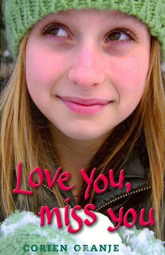 Bolcom Love You Miss You Corien Oranje 9789085432173 Boeken