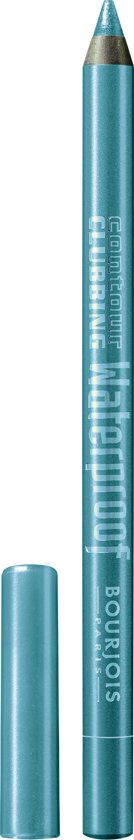 Bourjois Contour Clubbing Waterproof - 63 Sea Blue Soon - Oogpotlood