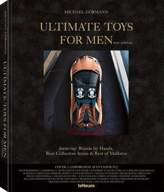 Ultimate Toys for Men - New Edition