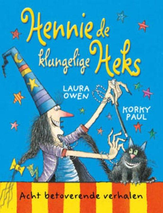Hennie de heks - De klungelige heks