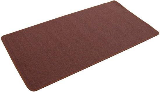 Matten-online Vloerkleed Samar Karpet - 240x160 cm - Terracotta