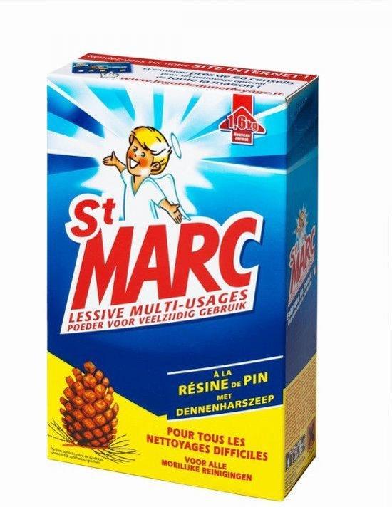 St Marc verfreiniger poeder 1,6 kg