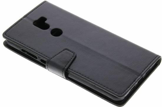 Noir Business Booktype Tpu Case Pour 5 Secondes, Plus Xiaomi Mi