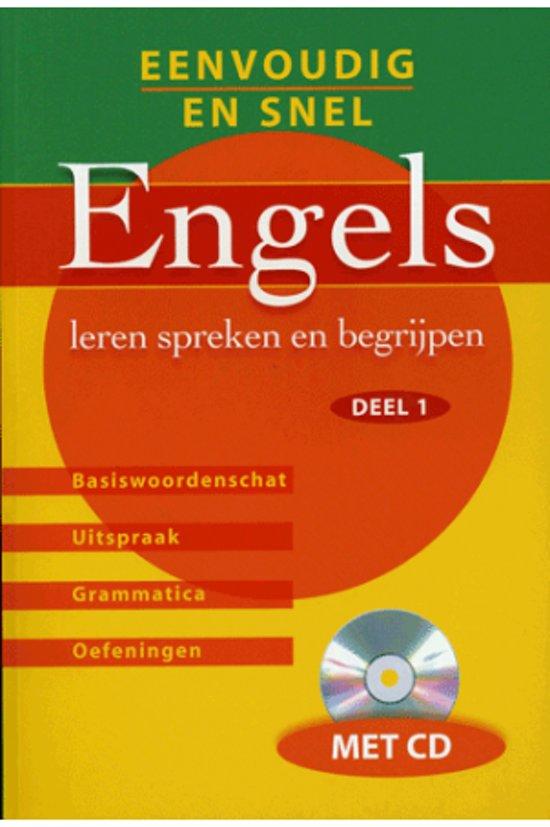 Bolcom Engels Leren Spreken En Begrijpen 1mbinatie Boek