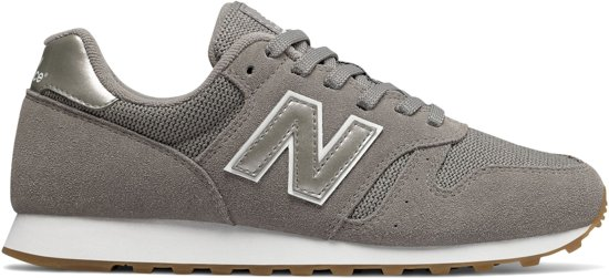 new balance sneakers dames grijs