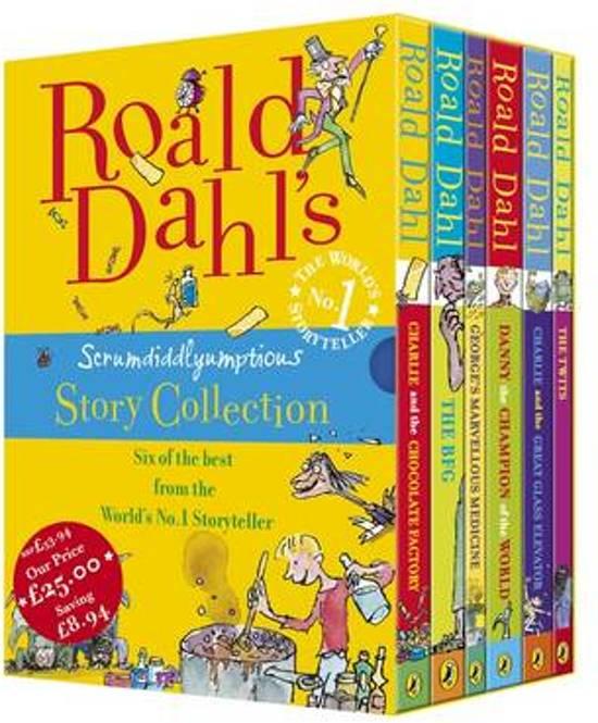 Roald Dahl Box