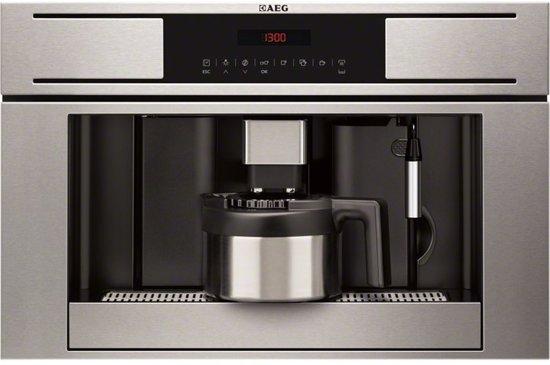 aeg pe3811 m inbouw volautomaat espressomachine. Black Bedroom Furniture Sets. Home Design Ideas