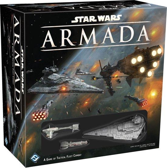 Afbeelding van het spel Star Wars Armada miniatuurspel - Engelstalig