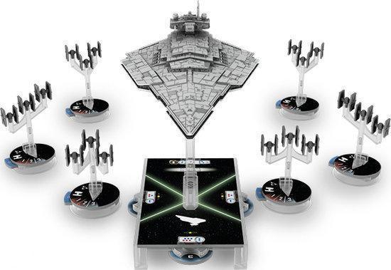Thumbnail van een extra afbeelding van het spel Star Wars Armada miniatuurspel - Engelstalig