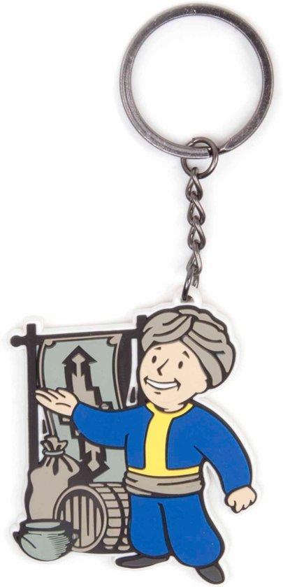 Fallout 4 - Barter Skill - Sleutelhanger