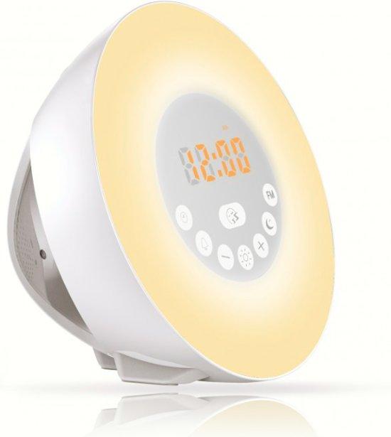 Nikkei NCW22 Wake-Up Light