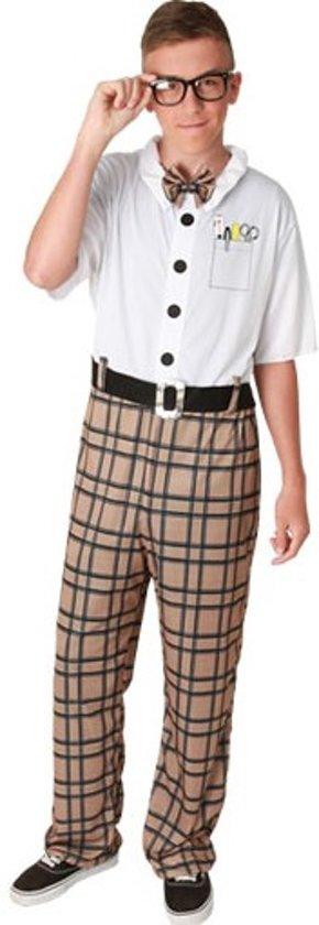 Nerd kostuum voor volwassenen  - Verkleedkleding - One size