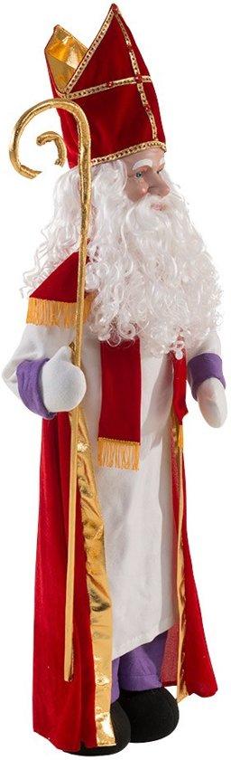 Grote stretch Sinterklaas