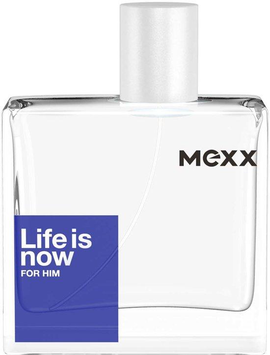 Mexx Life Is Now Man - 75ml - Eau de toilette