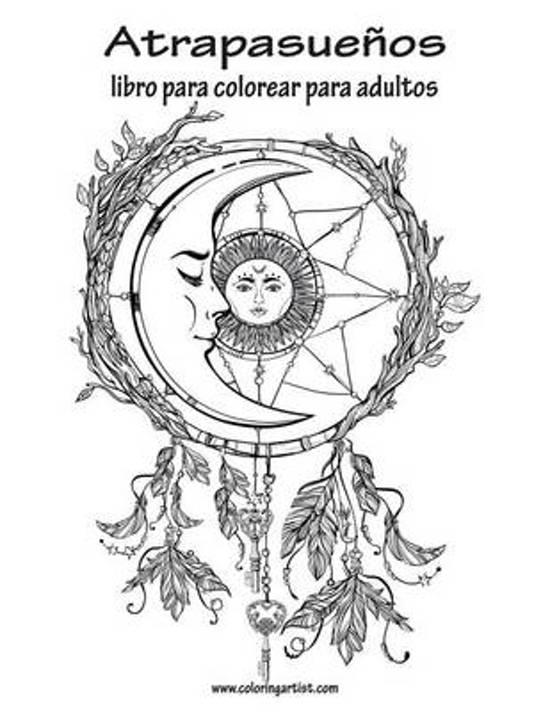 bol.com | Atrapasuenos Libro Para Colorear Para Adultos 1, Nick ...